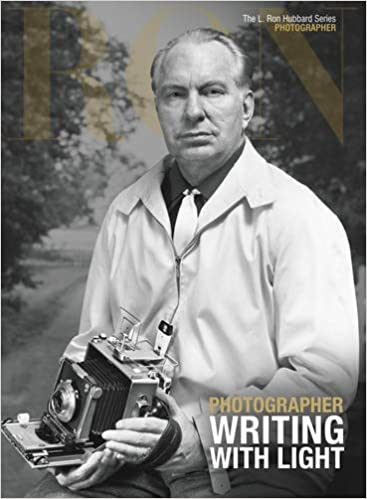 L. Ron Hubbard: Photographer: Writing with Light L. Ron ...