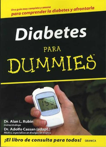 Descargar Libro Diabetes Para Dummies Alan L. Rubin