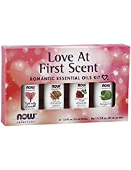 NOW  Love at First Scent Essential Oils Kit