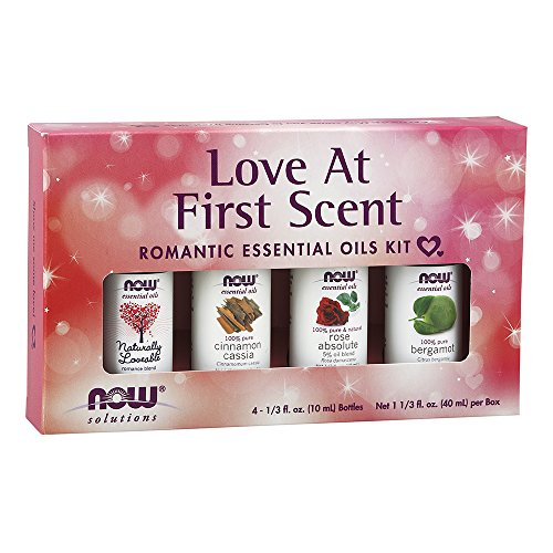 Kit Practitioner (NOW Solutions Love at First Scent Essential Oils Kit)