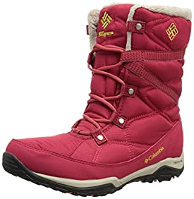 Columbia Women's Minx Fire Tall Lace OH Waterproof Boot