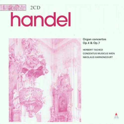 - Handel: Organ Concertos Op.4/7