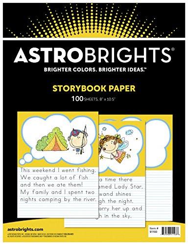 astrobrights storybook paper