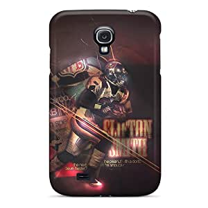 Quality Rewens Case Cover With Tampa Bay Buccaneers Nice Appearance Compatible With Galaxy S4