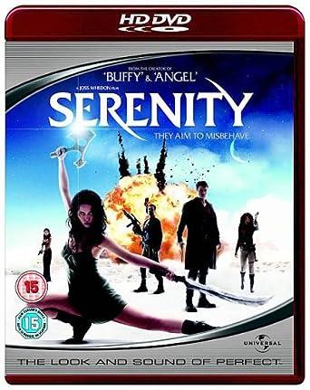 Serenity [Reino Unido] [HD DVD]: Amazon.es: Nathan Fillion ...