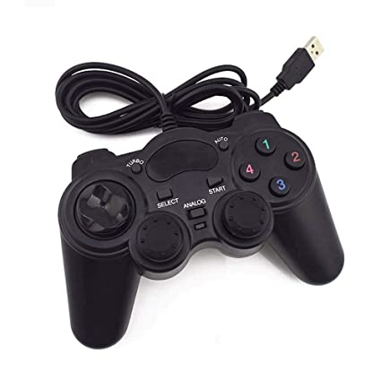 Amazon com: XzAJK Wired Game Controller Computer Host Game Auxiliary