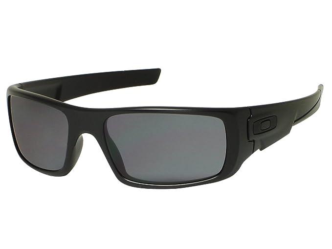 1ffbdd81a2 Image Unavailable. Image not available for. Colour  Oakley Crankshaft OO9239-12  Matte Black Sunglasses