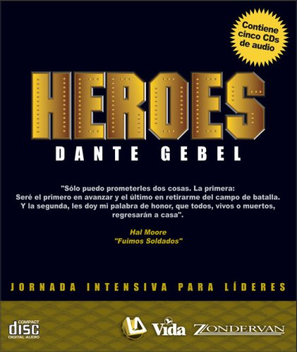 Héroes - la serie en audio (Spanish Edition)