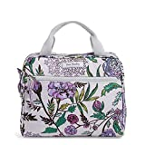 Vera Bradley Lighten Up Lunch Cooler, Lavender Botanical