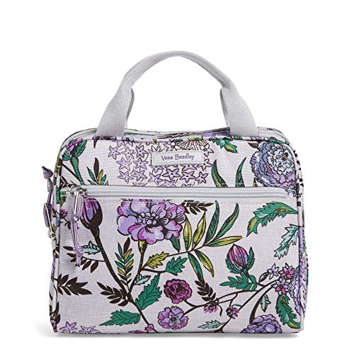 Vera Bradley Lighten Up Lunch Cooler, Lavender ()