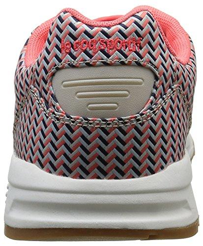 Femme Le R900 LCS Basses Coq Geo Sportif Baskets RRTqZ0F