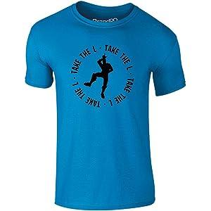 f329e1848e051a TEEZ - Take The L t Shirt, Children's Gaming t Shirt, Gaming Dance t ...