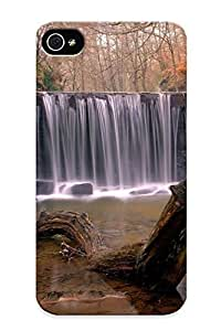 Dibevr-1491-vvpckxq Armandcaron Defender PC Hard Case Cover For Iphone 4/4s- Small Forest Dam WANGJING JINDA