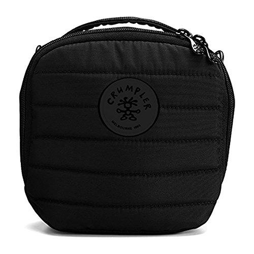 Crumpler Pleasure Dome Medium Camera Shoulder Bag, Black - Crumpler Shoulder Bags