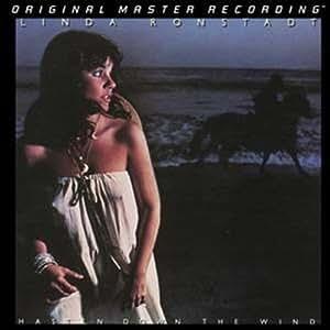Linda Ronstadt Hasten Down The Wind Vinyl Amazon Com