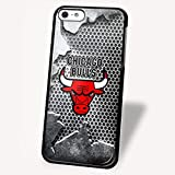 chicago bull cool logo For iPhone and samsung galaxy case (iPhone 5c Black)
