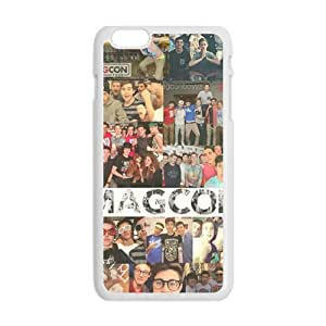 VOV Magcon people gather picture Cell Phone Case for Iphone 6 Plus