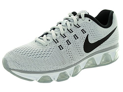 Nike Mens Air Max Tailwind 8 Running Shoes, Pure Platinum/Blck/Wlf Gry/Wht, 37.5 B(M) EU/4 B(M) UK