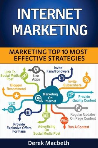 Internet Marketing: Top 10 Most Effective Strategies ebook