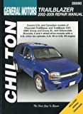 General Motors Trailblazer 2002-2009, Alan Ahlstrand and Ralph Rendina, 1563928035