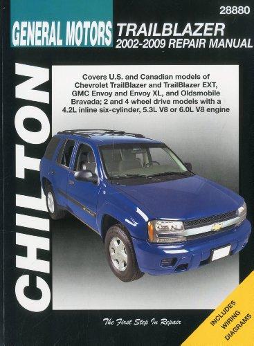 2009 Chevy Blazer Review - General Motors Trailblazer, 2002-2009 (Chilton's Total Car Care Repair Manuals)