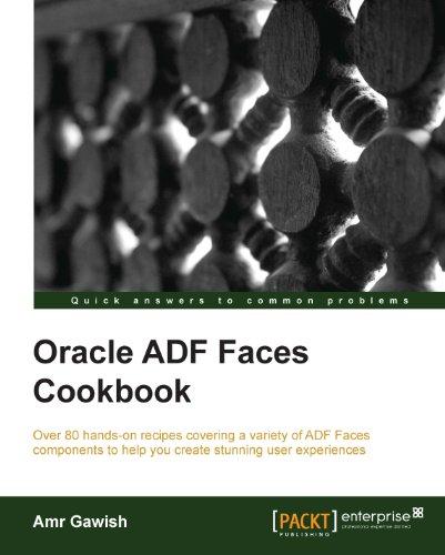 Download Oracle ADF Faces Cookbook Pdf