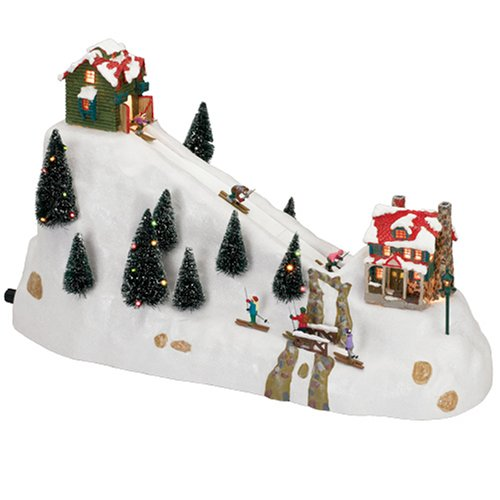 Christmas Village Ski Lift For Sale.Buy Special Mr Christmas Winter Wonderland Ski Hill On