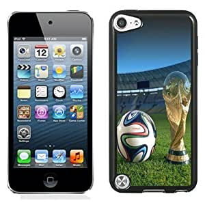 Designed For Ipod Touch 4 Case Cover 2015 World Cup Ball Brazuca Phone
