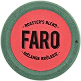 Faro Roaster's Blend, Medium Roast Coffee, 100% Compostable Rainforest Alliance Single Serve Cups for Keurig K-Cup Brewers, 12 Count