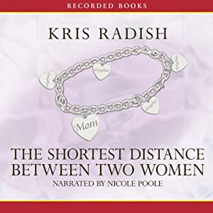The Shortest Distance Between Two Women Audiobook