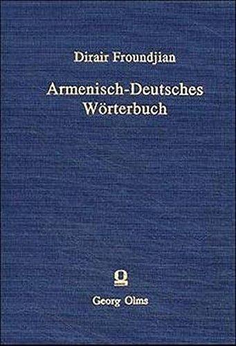 Armenisch-Deutsches Wörterbuch