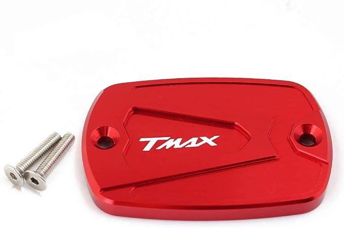 Artudatech Tappo di copertura del serbatoio del freno per moto YAMAHA T-MAX 530 2012-2015 T-MAX 500 2008-2012