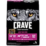 Crave Grain Free With Protein From Lamb And Veniso...