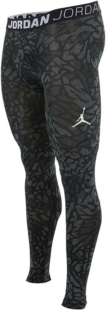 Espantar Paradoja Días laborables  Jordan Hombre Nike Dominate Mallas de compresión Blanco 622181 – 100 (XXL):  Amazon.es: Deportes y aire libre