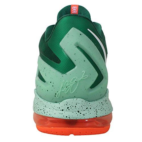 Nike Max Lebron Xi Låg Mystisk Grön Vit Mediet Mint Hyper Kobolt 313