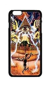 BlackKey Illuminati Symbol Snap-on Hard Back Case Cover Shell for Case Cover For SamSung Galaxy S5 Mini -1468