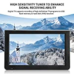 Television-10in-High-Definition-Television-Car-Video-Player-with-with-1500mAh-Mini-Portable-TV-for-Car-Caravan-Camping-Outdoor-or-Kitchen-with-Bracket-UK-Plug