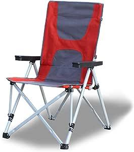 CATRP-Sillas de camping Plegable Ajustable Atrás Servicio Pesado ...