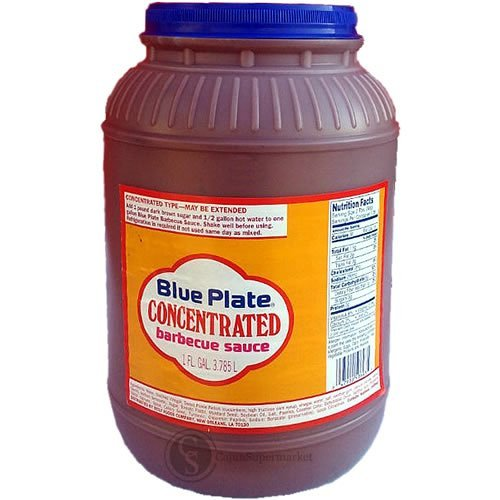 Price comparison product image Blue Plate Concentrated BBQ Sauce 1 Gallon