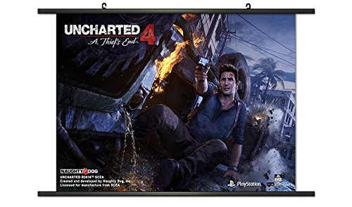 CWS Media Group Officially Licensed The Last of Us Game Wall Scroll Poster 32 x