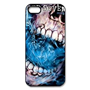 iPhone 4 / iPhone 4s TPU Gel Skin / Cover, Custom TPU iPhone 4g Back Case - A7X
