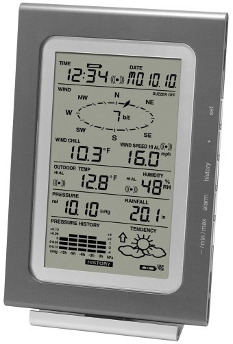 La Crosse Technology WS-1611U-IT Professional Weather - Wireless Weather Professional Center