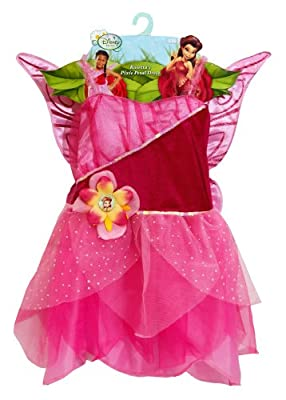Disney Fairies Rosetta Pixie Petal Dress (4X-6X)