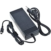 Digipartspower Ac Dc adapter for 4-pin Synology DiskStation 4-Bay DS412 DS413 DS413j 4200 DS414 DS415+ DS415play (Diskless) Network Attached Storage Replacement Ac Dc adapter Switching Power Supply