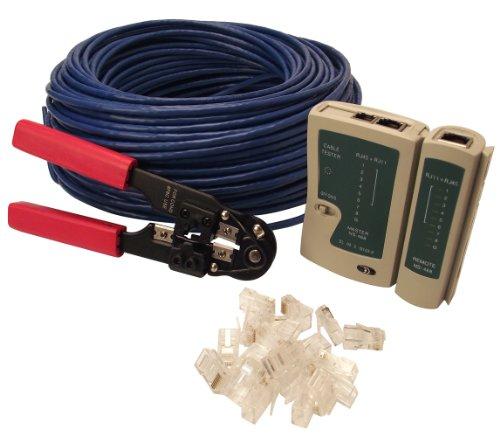 Shaxon UL525-KIT Category 5E Home Networking Cable Terminati