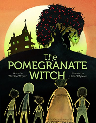 The Pomegranate Witch ()