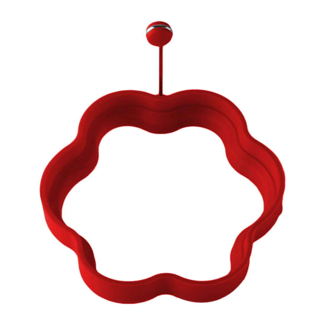 dufu-beauty-store Silicone Egg Ring Breakfast Pancake Cooking Tools Frying Egg Moulds Fried Egg Molds Kitchen Gadgets