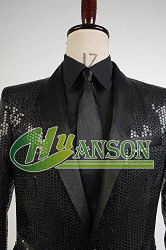 Yeti Cyber Monday Sale >> Daft Punk Costume Sparking Black Sequin (Cosplaysky ...
