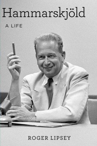 Download Hammarskjöld: A Life pdf