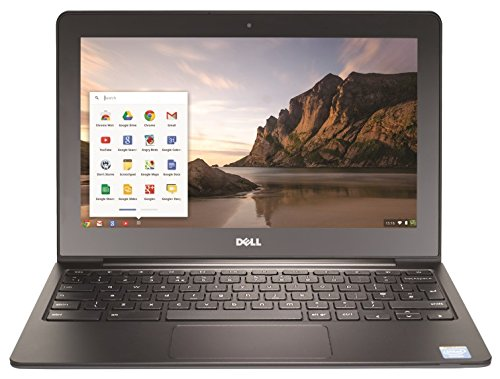 Dell ChromeBook 11 HD 11.6'' (1366 x 768) Laptop Educational PC (Intel Celeron 2955U, 4GB Ram, 16GB Solid State SSD, Web Camera, WIFI, HDMI) Chrome OS (Certified Refurbished) by Dell (Image #7)
